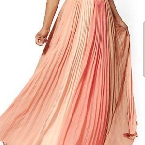 New York & Company Chiffon Skirt